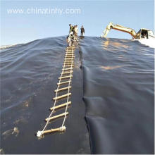 HDPE/LDPE geomembrane/pond liner for irrigation canal